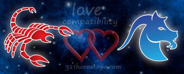 love compatibility capricorn and scorpio