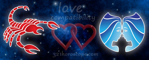 love compatibility gemini and scorpio