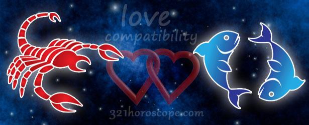 love compatibility pisces and scorpio