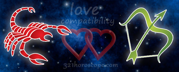 love compatibility sagittarius and scorpio