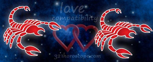 love compatibility scorpio and scorpio