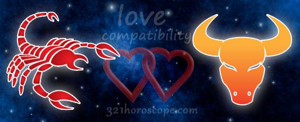 love compatibility taurus and scorpio
