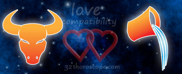 love compatibility aquarius and taurus
