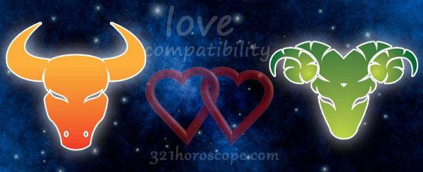 love compatibility aries and taurus