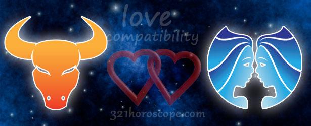 love compatibility gemini and taurus