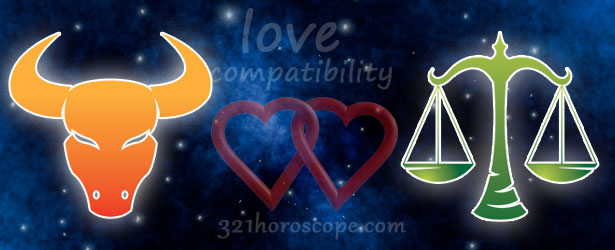love compatibility libra and taurus
