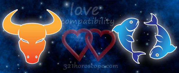 love compatibility pisces and taurus
