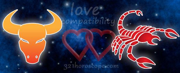 love compatibility scorpio and taurus