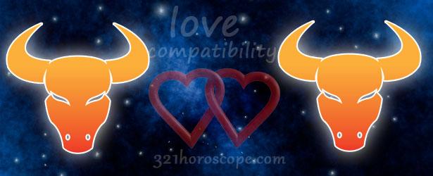 love compatibility taurus and taurus