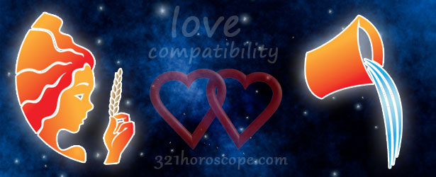 Virgo with Aquarius compatibility : are you in such a relationship