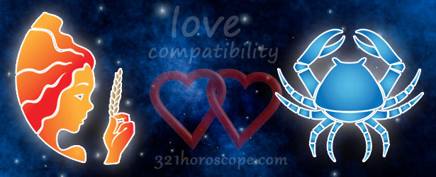 love compatibility cancer and virgo