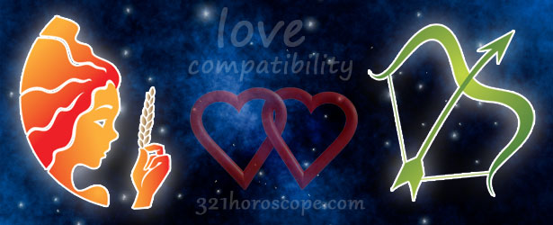 love compatibility sagittarius and virgo