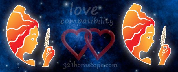 love compatibility virgo and virgo