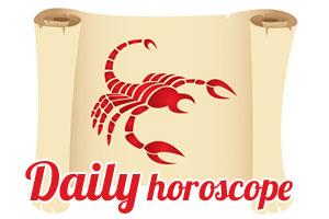 scorpio daily horoscope
